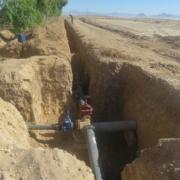 پروژه آب منطقه ای بیرجند
